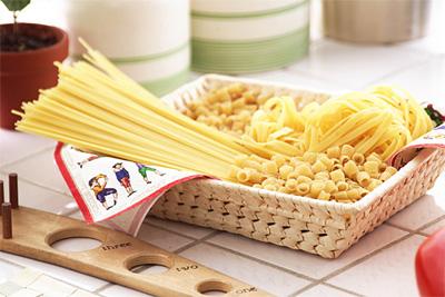 穀物を抜きにイタリア料理は語れない。