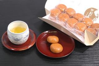 大牟田名物 「草木饅頭」 江口栄商店