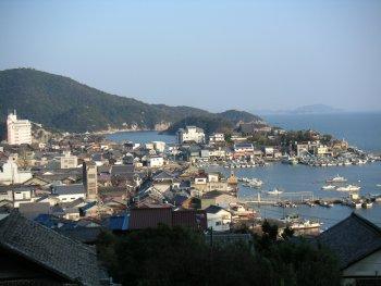 広島県福山市鞆(とも) 鞆の浦 潮待ちの港