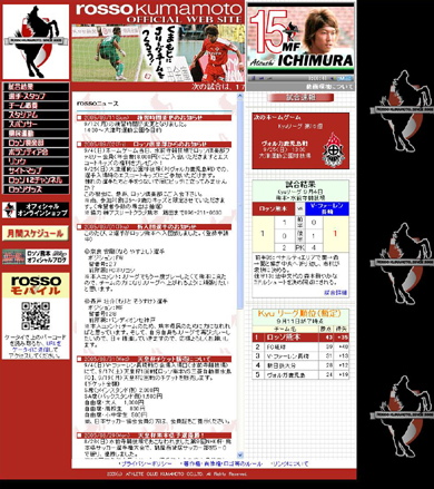 ロッソ熊本 を応援します。