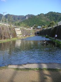 熊本・高森湧水トンネル ウォーターパール