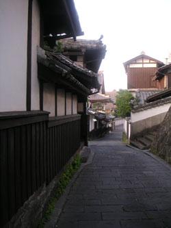 臼杵市 二王座歴史の道