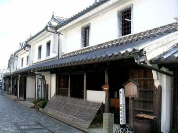 【山口県柳井市】 白壁・土蔵の残る街