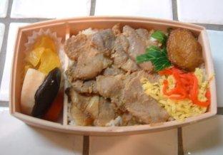 雑魚亭限定海鮮弁当「海の饗宴」