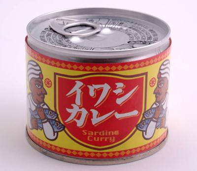 【サバカレーの弟分 イワシカレー】 千葉県・銚子名物 信田缶詰 鯖カレー