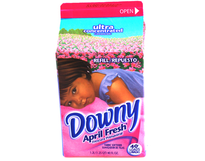 春の香り 「DOWNY APRIL FRESH」