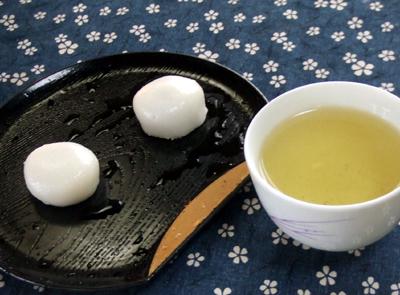 ■【佐賀名物・白玉饅頭 ときわ家】 川上峡名物