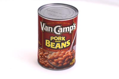 ■VanCampsのポーク&ビーンズ