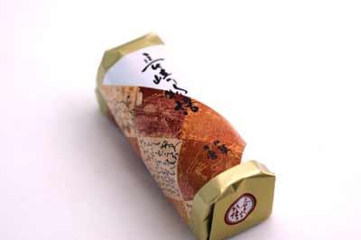 ■決め手はオレンジピール!長崎銘菓長崎ものがたり