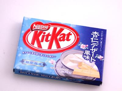 ■キットカット 杏仁デザート風味 期間限定