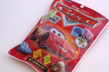 ■PIXARの新作映画CARS!お菓子も続々解禁中!
