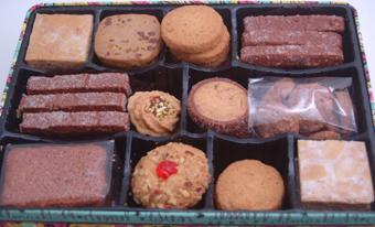 ■DEMELのクッキー デメルといえばザッハトルテ