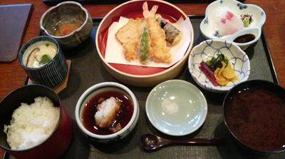 ■天ぷら 天一 熊本・鶴屋店