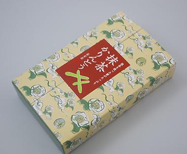 ■京都・福寿園の抹茶かりんとう