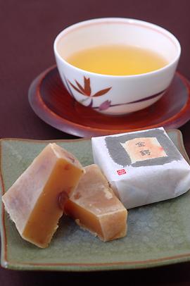 ■加賀伝統野菜「五郎島金時」 福うさぎ 金鍔(きんつば)