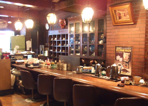■Cafe グレコ・・ランチもおいしい喫茶店
