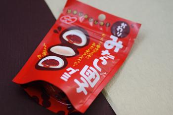 ■ノーベル製菓 みたらし団子グミ 意外に美味しい