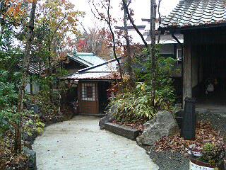 ■黒川温泉 「彩乃彩」 蕎麦と家族風呂