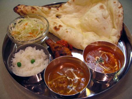 ■本場インド料理「STRA OF INDIA」