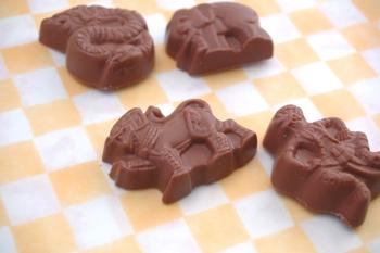バンコクのおみやげ「特選デラックスチョコレート」