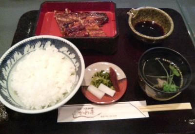 うなぎ・川魚料理 かわ専 【熊本市・佐土原】