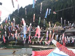 トマソンって何?熊本県杖立温泉食堂「こまつ」の山菜そば