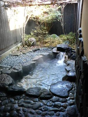 2008.2.28 植木温泉 湯〜庵 熊本 稲庭うどんが美味しい