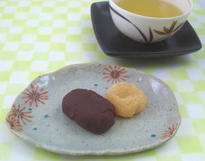 2008.5.6 静岡銘菓「安部川もち」@セブンイレブン