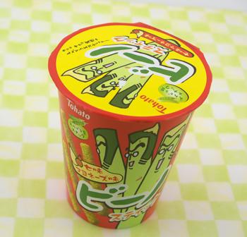 2008.8.7 コンビニ限定!ビーノスティック七味マヨネーズ味
