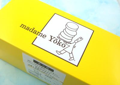2008.9.12 ふわふわスイーツ「madame Yoko」
