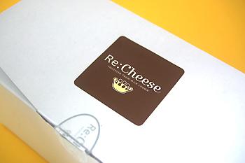 2008.9.24 まだまだレアです。チーズのスイーツ「Re:Cheese」