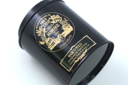 2008.11.26 憧れのお茶「マリアージュフレール」の「マルコポーロ」