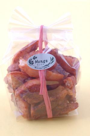 2008.11.1 ブーランジェリー・モンジュ(Monge) 熊本市 フランスパン黒糖ラスク