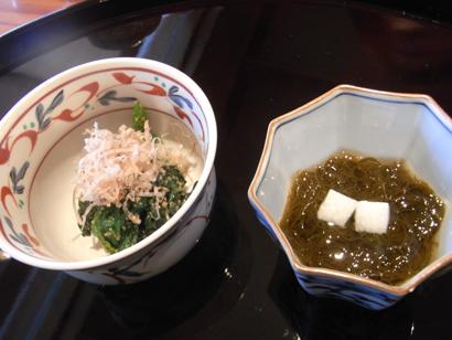 2008.1.31 ホテル日航熊本 弁慶の天婦羅ランチ