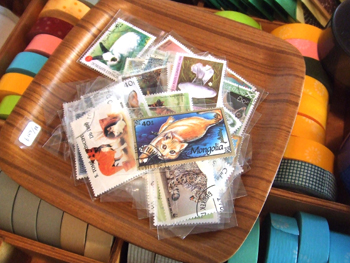 2009.6.13 ヨーロッパの小物がかわいい!熊本市新大江の「ミドリネコ舎」