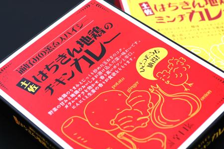 2009.10.6 土佐のご当地レトルト!はちきん地鶏カレー