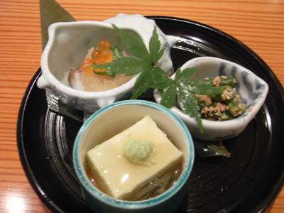 2009.9.3 ホテル日航熊本 弁慶でランチ