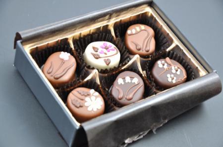 2010.2.13 世界で認められた味わい!チョコレート「マダムセツコ」