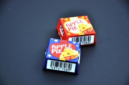 2010.5.26 チロルのアップルパイ。風に吹かれての「ボブ・ディランチロル」もアリマス。