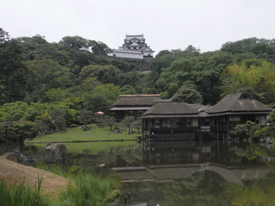 2010.6.22 滋賀県・国宝 彦根城へ