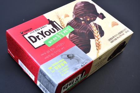 2010.9.3 健康になるお菓子ブーム?韓国オリオン「DR.YOUプロジェクト」のお菓子