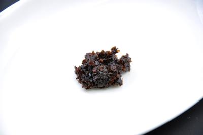 2010.11.16  くらま辻井の木の芽煮