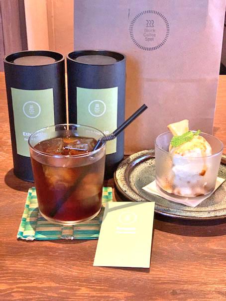 グラックコーヒーのアイスtati.jpg