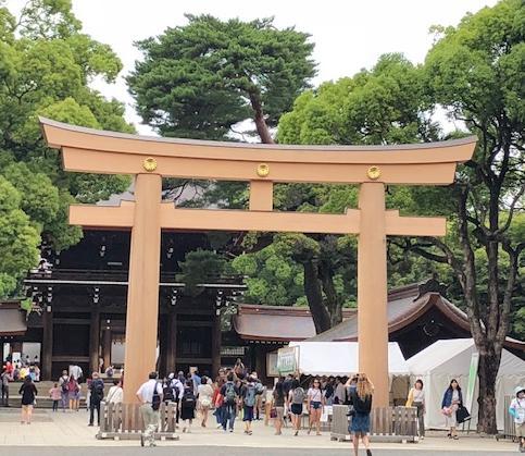 明治神宮 鳥居2.JPG