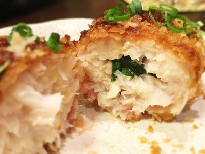 白身魚フライ(大葉とクリームチーズ入)中身.jpg