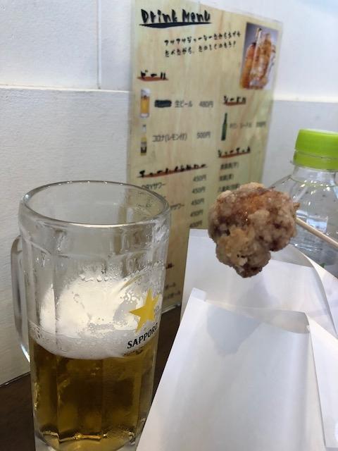 IMG_0614ビールと唐揚げ.JPG