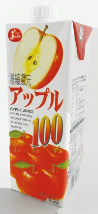 020534_【ジューシー】ジューシーアップル 100%(紙) 1000ml*6_S.jpg