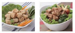高野豆腐の唐揚げ(醤油味・カレー味)ミニ