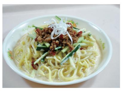 豆乳タンタン麺風