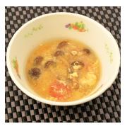すぎ茸スープ